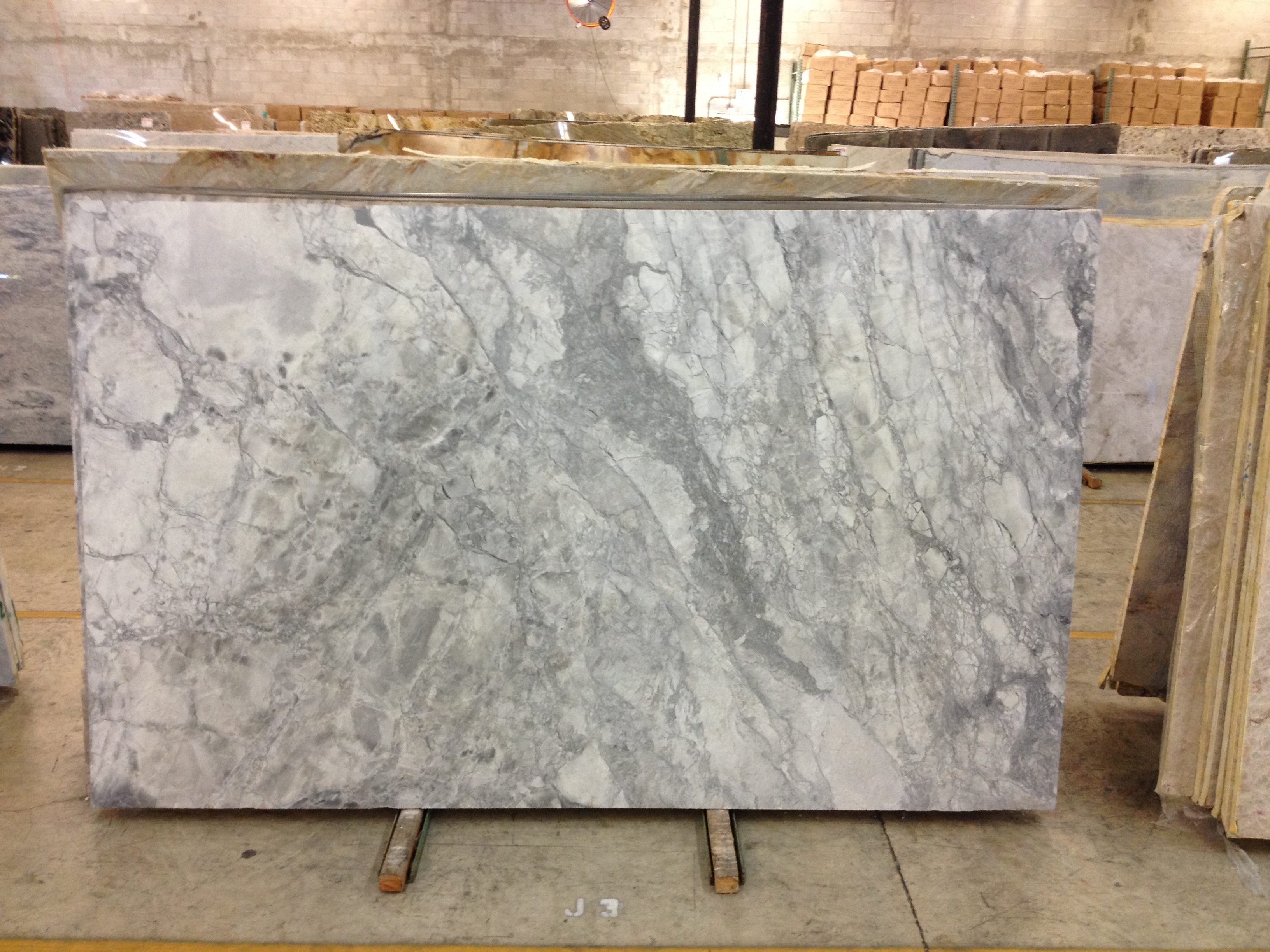 Super white supreme 3136 3cm Supreme white granite pictures