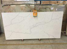 Statuario Quartz (SPZ1001) 2cm 123x60