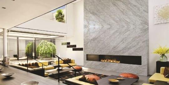 Toblerone Living Room