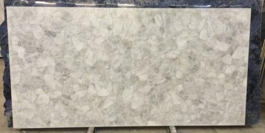 White Quartz Agate (L2255) 2cm