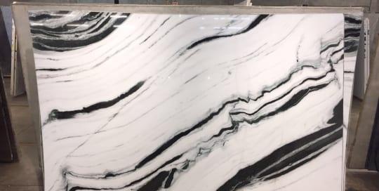 Bianco Lasa Macchia Vecchia Marble (5252) 2cm
