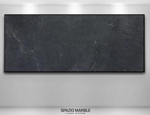 3cm Black Soapstone 816