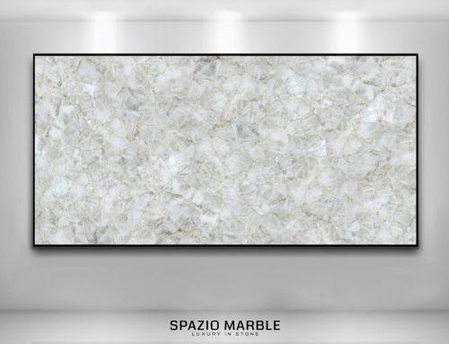 2cm White Quartz A1458
