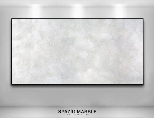 2cm White Quartz Double-Face A1598