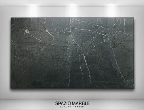 3cm Black Soapstone 247